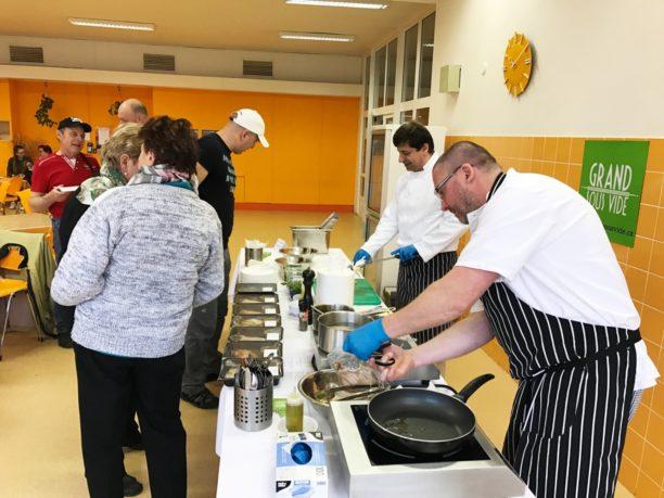 Představujeme technologii úpravy potravin Sous Vide v Holešově