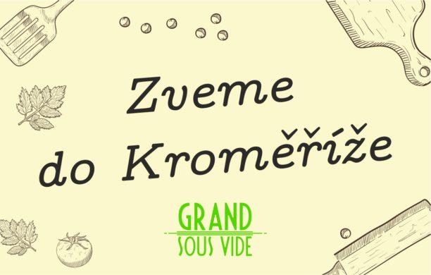 Zveme na Food festival do Kroměříže