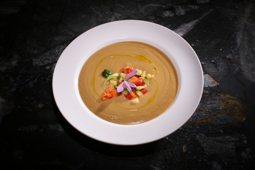 Lilková polévka